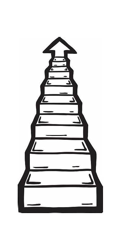 Stairs Clipart Treppe Drawing Treppenstufen Drawings Progress