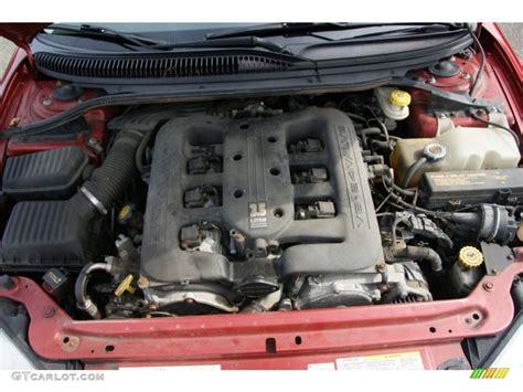 2003 Dodge Intrepid Se 3.5 Liter Sohc 24-valve V6 Engine