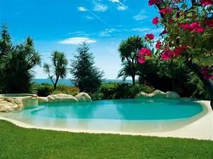 Reve De Piscine : piscines de r ve ~ Voncanada.com Idées de Décoration