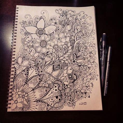 kc doodle art kcdoodleart   doodle art zen