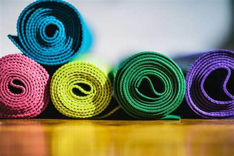 ways  reuse  yoga  fitness mat gaiam