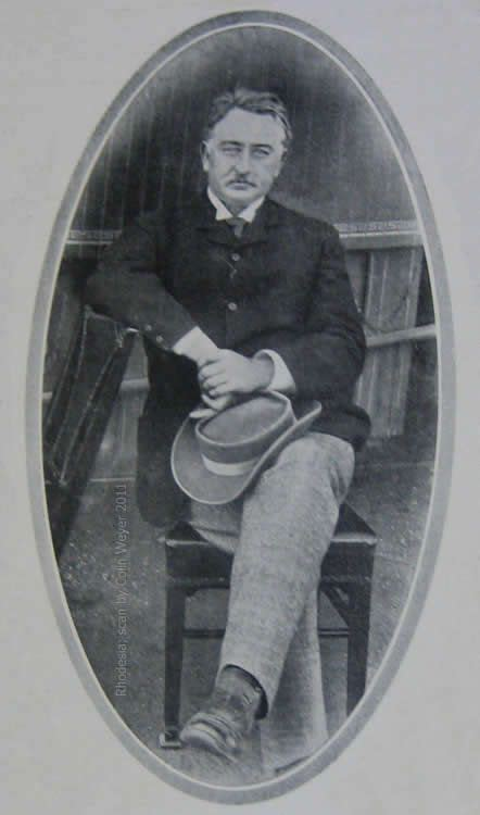 Cecil John Rhodes   John rhodes, War horse, Rhodes