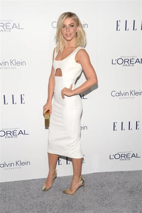 Julianne Hough | Elle's Women in Hollywood Awards 2015 Red ...