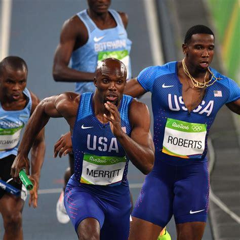 olympic track  field  mens xm relay winners