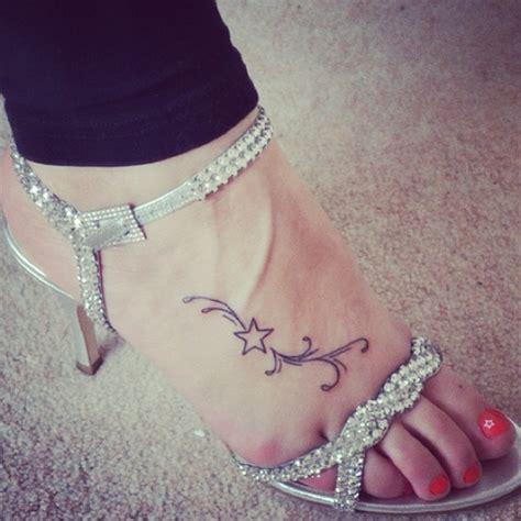 designs  womens foot tattoos