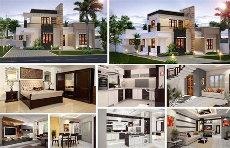 design house plans modern and stylish luxury villa design everyone will like
