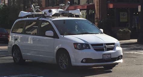 Another Mystery Apple Van Has Been Captured On Video In