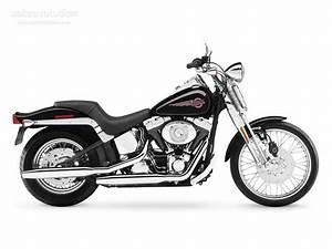 Harley Davidson Fxsts Softail 2006 Pdf Motorcycle Shop