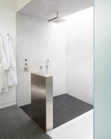 open shower bathroom design trend homes modern shower ideas