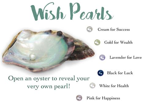 Wish Pearl in Oyster - Pearls International