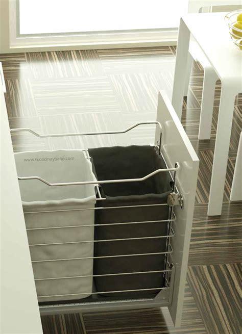 tolva ropa sucia mueble cocina tu cocina  bano