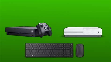 si鑒e microsoft xbox one supporto mouse e tastiera microsoft si esprime gogo magazine