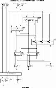 2001 Nissan Quest Knock Sensor Wiring Diagram