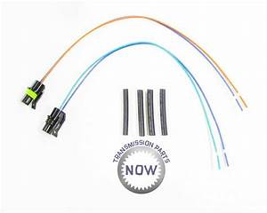 Ford E4od Transmission Wiring Harness