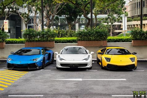 Gallery 2014 Exotics Car Club Cny Gathering In Singapore