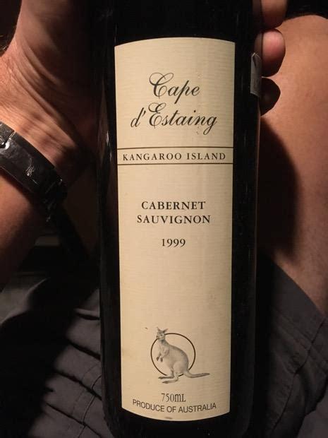 cape destaing cabernet sauvignon australia south