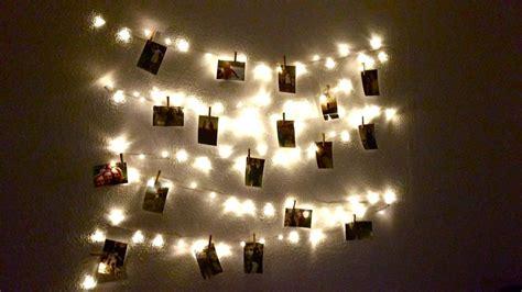 Lichterkette An Wand by Zimmer Lichterketten Mit Innenarchitektur Sch 246 Nes