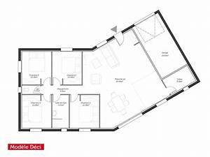 good plan de maison neuve gratuit plan maison neuve etage With plan maison en v plain pied gratuit
