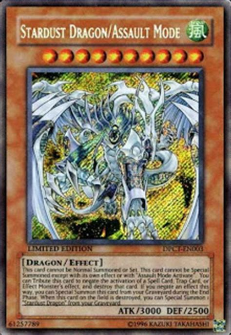 Arcanite Magician Deck 2011 by Yu Gi Oh Colombia Stardust Assault Mode Deck