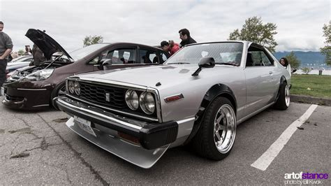 All Japanese Classic Car Show At Spanish Banks