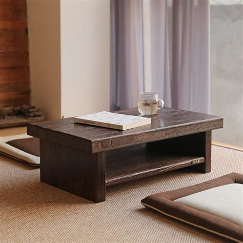 Japanese Coffee Table Furniture  Coffee Table Design Ideas