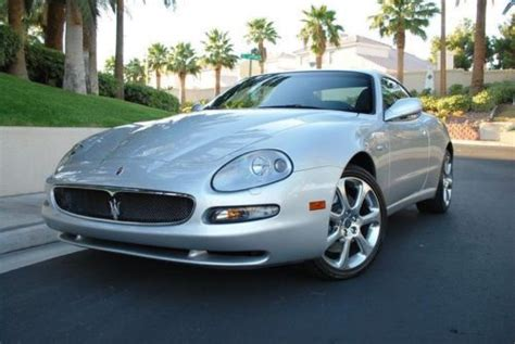 Find Used 2004 Maserati Coupe Cambiocorsa Coupe 2-door 4