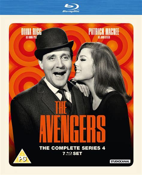 The Avengers  Series 4 Bluray Zavvicom
