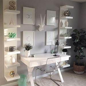 Cute, Small, Office, Decor, Ideas, U2013, Goodsgn