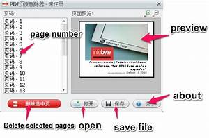 Software archives airyurlcom for Pdf document page delete