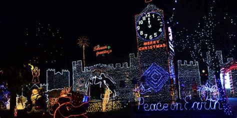 what are the dates for christmas tree lane in fresno visit forestiere underground gardens fresno s subterranean world