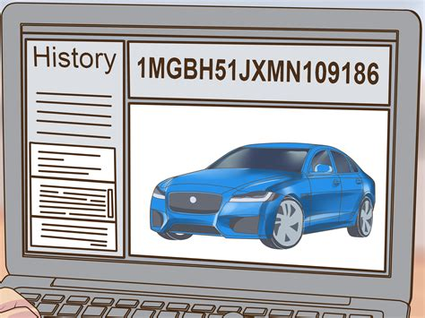 What Is A Vin Number For A Car by 4 Ways To Use A Vin Number To Check A Car S Options Wikihow