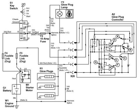 Wiring Diagram For Deere 322 by 332 Not Starting Lots Of Grass To Cut