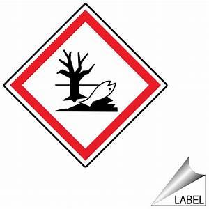 ghs environment symbol label ghs label sym 1101 chemical With ghs label symbols