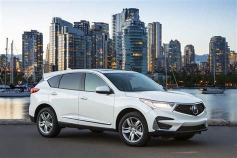 2019 Acura MDX White : 2019 Acura Rdx Release Date & Price