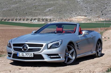 2013 Mercedes Sl550
