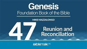 Genesis  Foundation Book Of The Bible