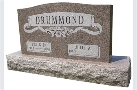 pictures of upright granite monuments for sale with prices