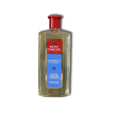 mont st michel eau de cologne with rosemary and cedarwood 500ml