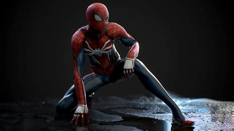 1920x1080 Spiderman Ps4 Pro4k 2018 Laptop Full Hd 1080p Hd 4k Wallpapers, Images, Backgrounds