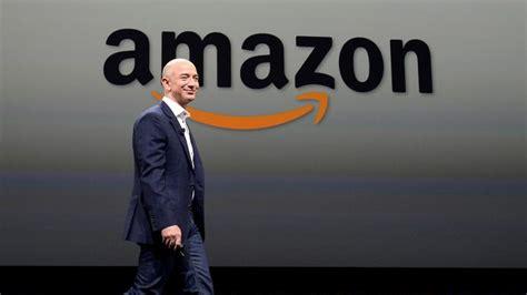 Jeff Bezos anunció que dejará de ser CEO de Amazon tras un ...