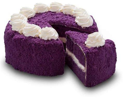 cake purple ube cakes things pluspng food taro velvet stuff yam filipino frosting poi ko gusto wedding collect philgifts philippines