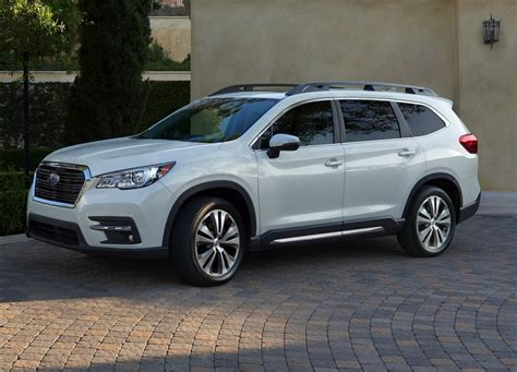 2019 Subaru Ascent Is Acclaimed As Largest Suv Of The
