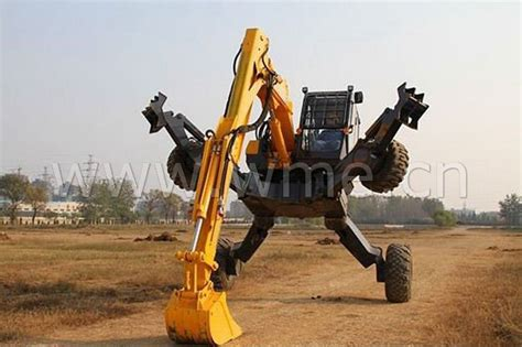 spider excavator china spider excavator mobile walking excavator china mobile walking