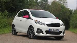Peugeot 108 5 Portes Occasion : essai peugeot 108 1 0 68 ch l 39 l gante ~ Gottalentnigeria.com Avis de Voitures