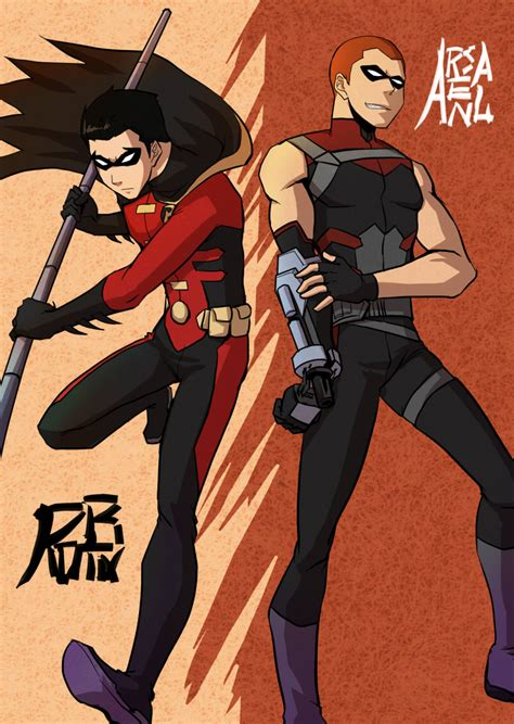 young justice arsenal | Tumblr