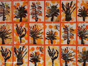 Bricolage Automne Primaire : un arbre d 39 automne automne ~ Dode.kayakingforconservation.com Idées de Décoration