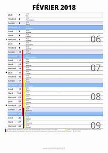 Calendrier Par Mois : calendrier 2018 a imprimer mois par mois ~ Dallasstarsshop.com Idées de Décoration