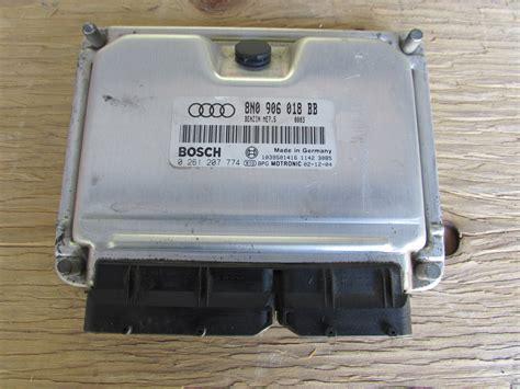 Audi Tt Mk1 8n Engine Control Unit Ecu Ecm Engine Control
