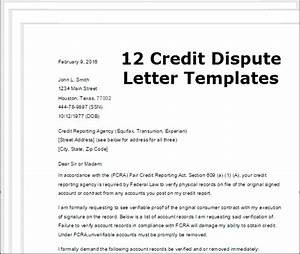 609 letter template recommendation letter template for 609 credit dispute