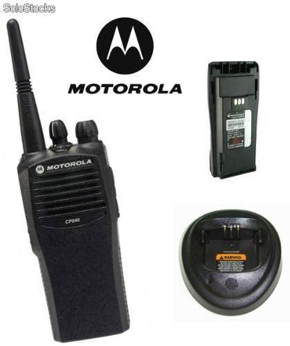 radio 201 metteur r 233 cepteur motorola cp040